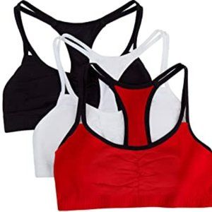 Other - Women's Cotton Pullover Sport Bra(Pack of 3)